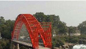 Steel-Deck-Arch-Bridge